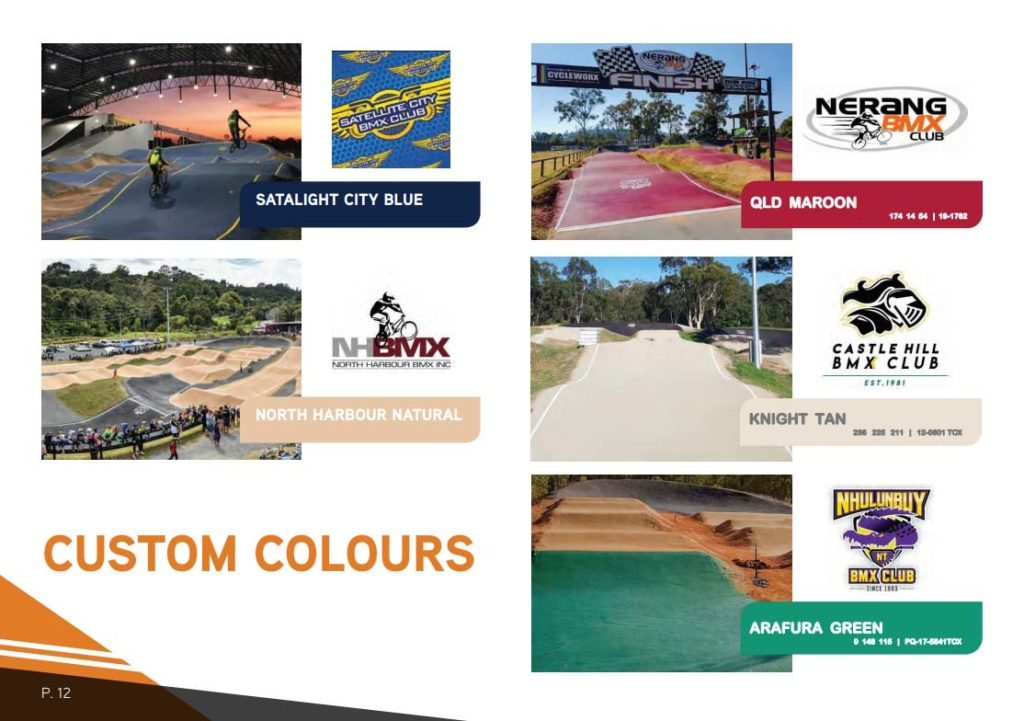 Custom-Colours